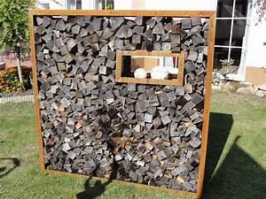 Kaminholzregal Außen Metall : fenster kaminholzregal aus metall ohne r ckwand 0 6 x 0 3m ~ Frokenaadalensverden.com Haus und Dekorationen