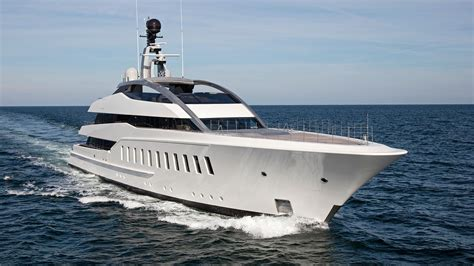 Yacht A Owner by Photos As 57m Feadship Superyacht Halo Delivered To Owner