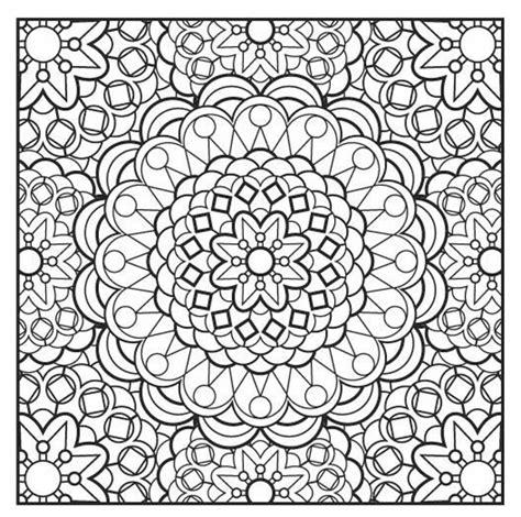 Mandala Kleurplaten by Disegni Da Colorare Difficili Per Adulti Mandala