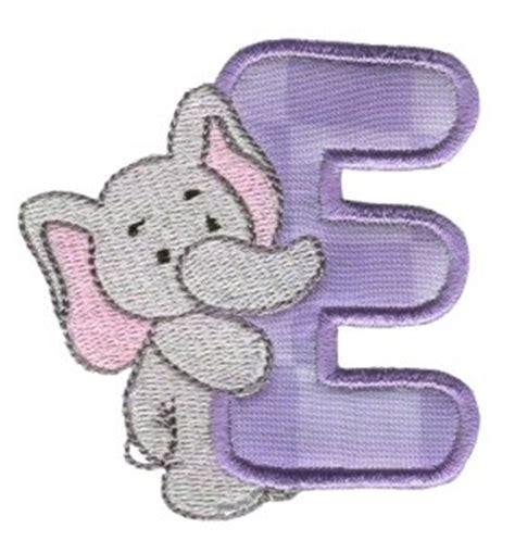 applique embroidery designs animal alphabet applique