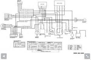 watch more like 1982 honda trx 200 wiring diagram honda 200 fourtrax parts diagram moreover honda atc 200 wiring diagram