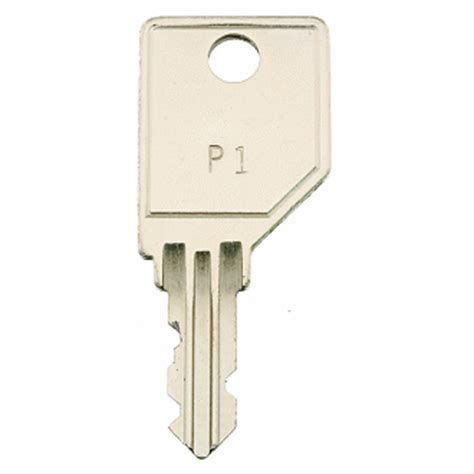 Tennsco Cabinet Replacement Locks by Ki P1 P994 Replacement Easykeys