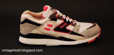 vintage etonic stable air  circa  sneakers shoes