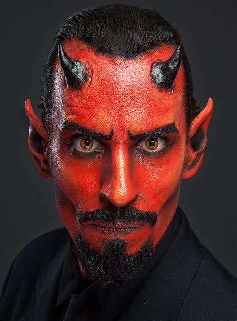 mini devil horns latex prosthetic piece maskworldcom
