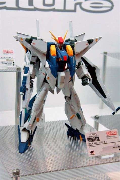 robot damashii side ms xi gundam  tamashii nation