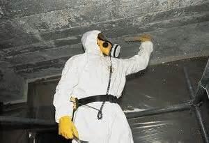 asbestos removal abatement decontamination montreal