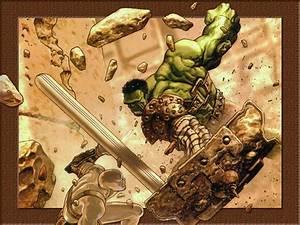Hulk vs Hulk:Does Planet Hulk the Cartoon live up Planet ...