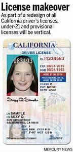 New look for California driver's licenses and ID cards ...