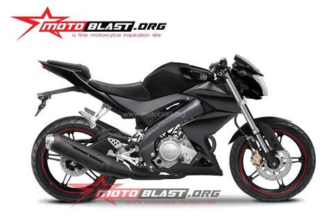 Modif New by Modif Yamaha New Vixion 2014 Black Terbaru Motoblast