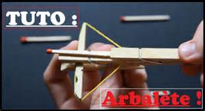 comment faire une petite arbal 232 te crossbow youtube