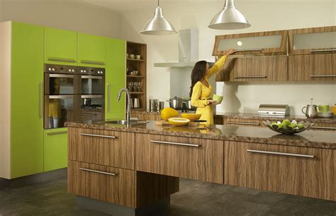 black and lime green kitchen premier duleek kitchen doors in olivewood and gloss lime 7837