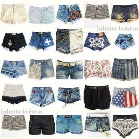 Types Of Shorts For Women  Google Search Clothing