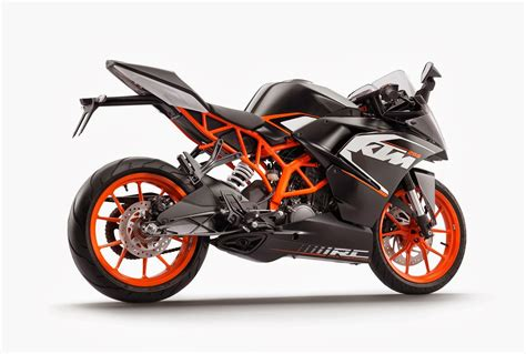 Ktm Rc 200 Picture by Ktm Rc 125 200 390 30 High Resolution Photos Released