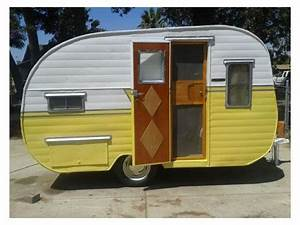 Canned Ham Camper For Sale