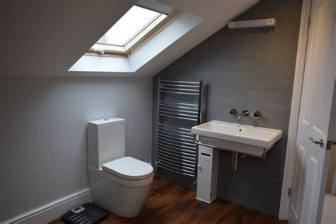 Rear dormer loft conversion with side and front velux
