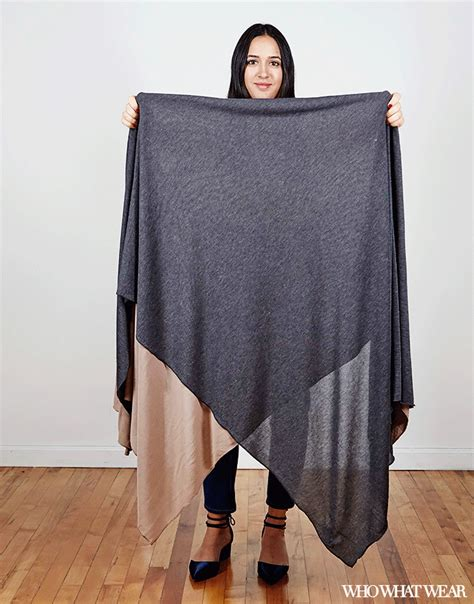 ways to drape a scarf the coolest ways to wear your scarf this fall see the gifs
