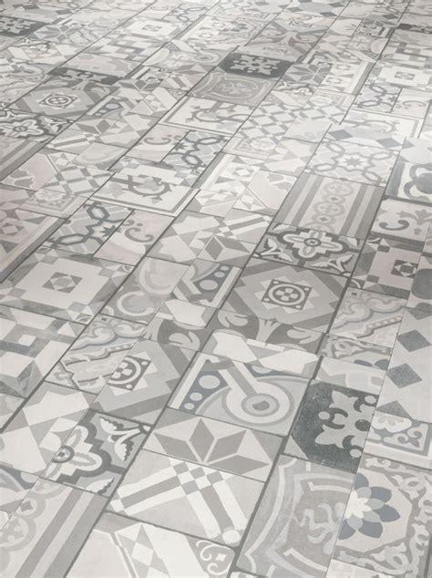 parador vinyl trendtime  ornamentic grey