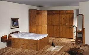 SCHLAF STUDIO HELM Betten Nachttisch Kleiderschrank