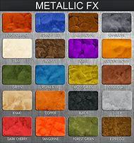 Metallic Epoxy Floor Coatings Colors