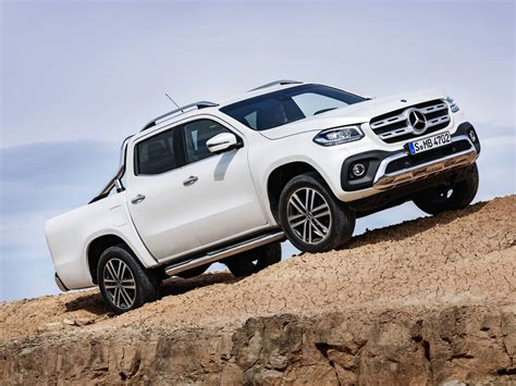 mercedes pickup why americans can 39 t buy the new mercedes benz x class