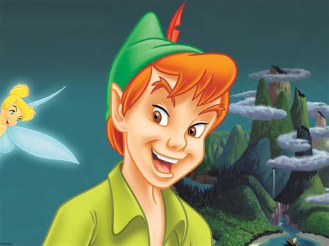 peter pan disney hd image wallpaper  lumia cartoons