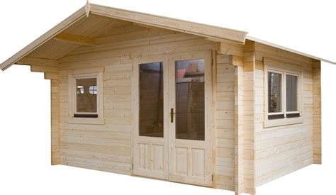 gartenhaus 40mm wandstärke gartenhaus 4 x 5 meter gartenhaus flachdach 400x250cm holzhaus bausatz 40mm wandst rke vom