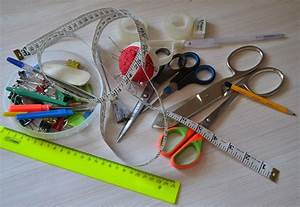 Sewing Tools and Equipment   Basic Sewing Supplies and ...