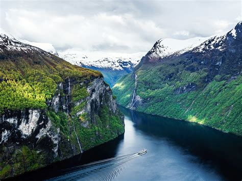 Fjord Pictures by The Best Way To See Norway S Fjords Cond 233 Nast Traveler