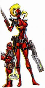 Lady Deadpool: Deadpool Corps #02 | Comics & Marvel ...
