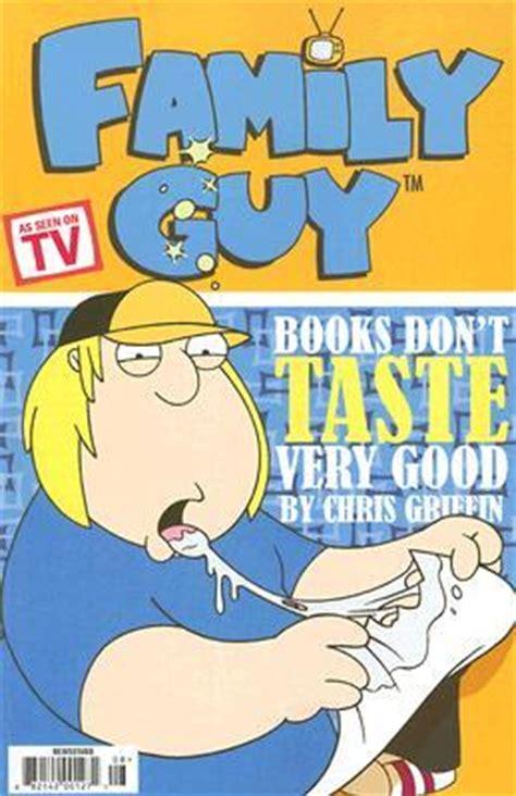 family guy book  books dont taste  good  matt fleckenstein