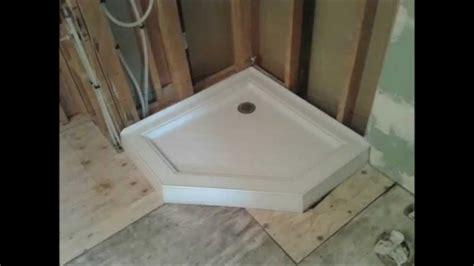 dreamline shower base master bath reno dreamline prismlux frameless shower