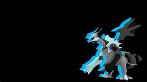 . Pokemon Wallpaper . 3D Black Kyurem . by Flows ...