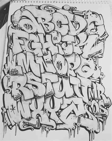 drippy sessions favorite letter abc
