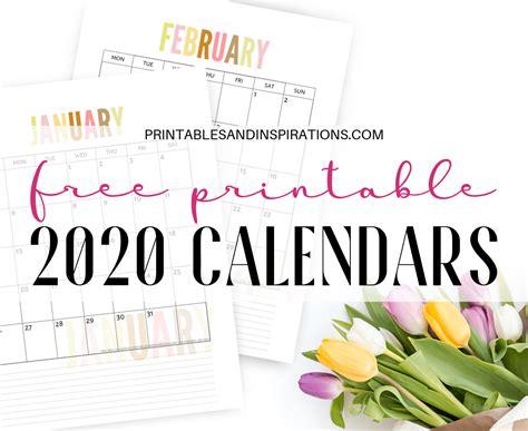 calendar printable planner   ultimate list