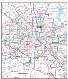 Houston Zip Code Map
