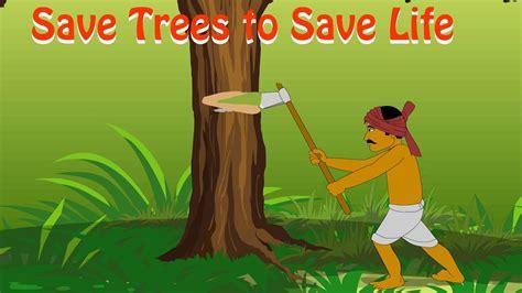 save tree save trees save earth save trees save life
