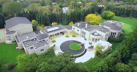 die  millionen villa von michael jordan wird verkauft