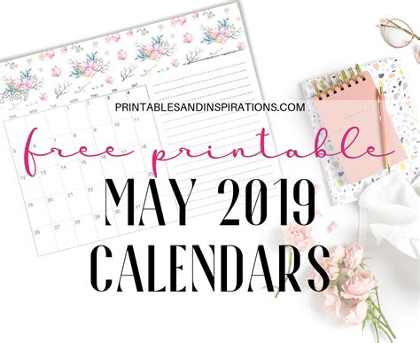 printable calendar designs printables