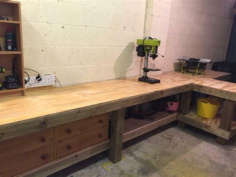 garage work bench  tiverton devon gumtree