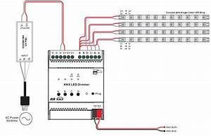 Constant Voltage Knx Dimmer Sr