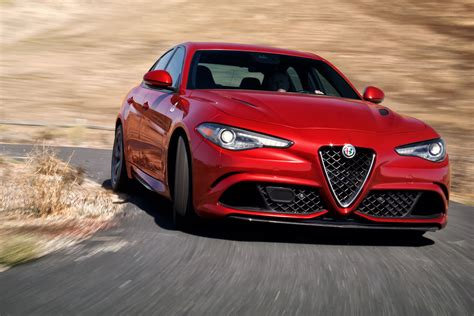 2018 Alfa Romeo Giulia Review, Ratings, Specs, Prices, And