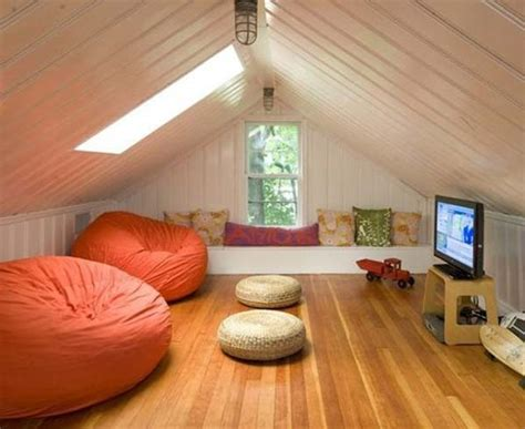 cleverly increase living space  making   unused attic