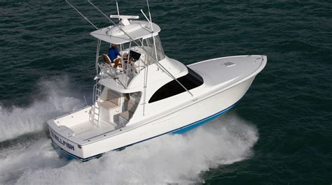 boat viking  billfish power motoryacht