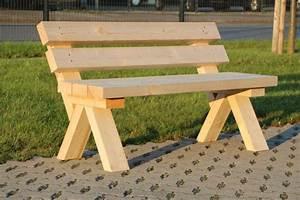 Gartenbank Holz Mit Tisch : gartenbank holz massiv bauanleitung ~ Bigdaddyawards.com Haus und Dekorationen
