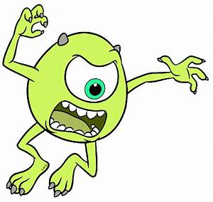 Disney Pixar Monsters University Clip Art Image 2