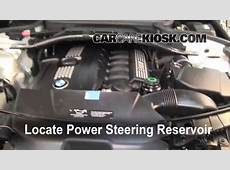Follow These Steps to Add Power Steering Fluid to a BMW X3