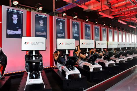 F1 Esports Series Returns for Second Season This Month ...