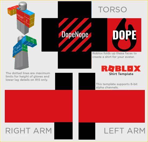 roblox templates  roblox shirt template size