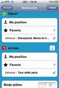 Itinéraire Gratuit Mappy : mappy sur iphone voir ~ Medecine-chirurgie-esthetiques.com Avis de Voitures