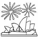 Opera Australia Coloring Sydney Bridge Harbour Drawing Celebration Pages Sidney During Cartoon Getcolorings Printable Emu Drawings Popular sketch template